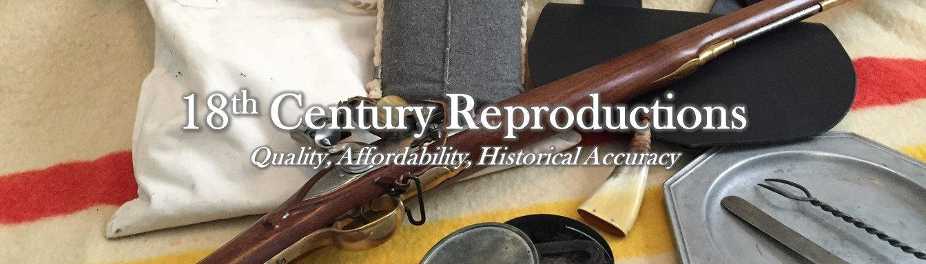 Breezy Knoll Mercantile – 18th Century reproduction goods for the